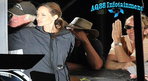 Angelina Jolie akan menyutradarai film mengenai negara Kamboja saat masa rezim Khmer Merah.