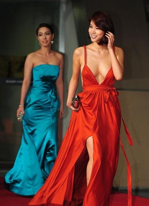 foto payudara artis korea seksi dan mulus