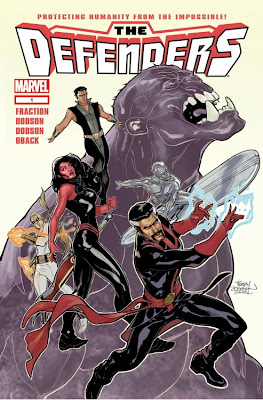 Cover of The Defenders #1 from Marvel Comics