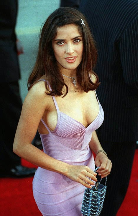 Advise you Actress salma hayek are
