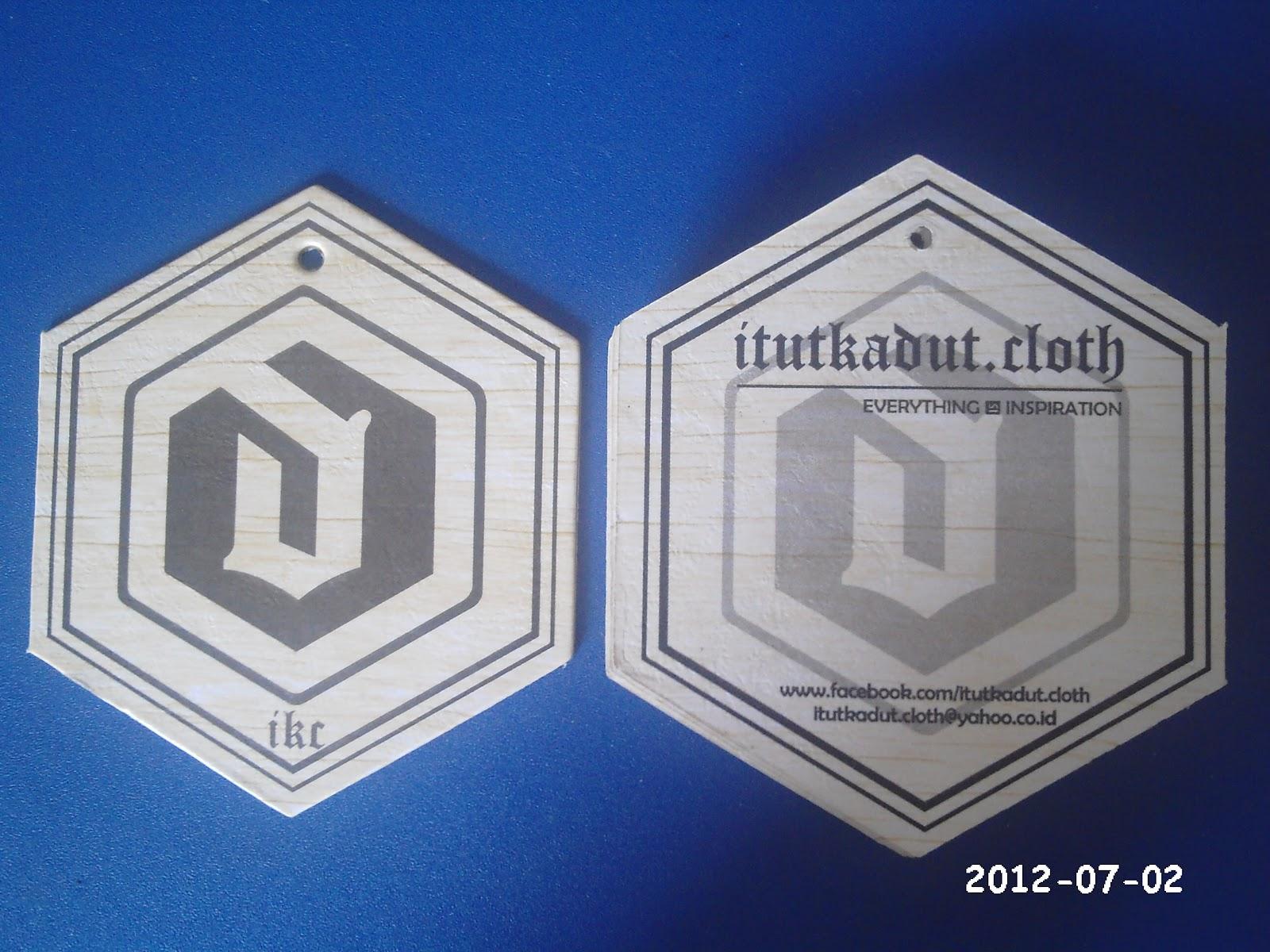 Contoh Desain ~ Gantole Printing