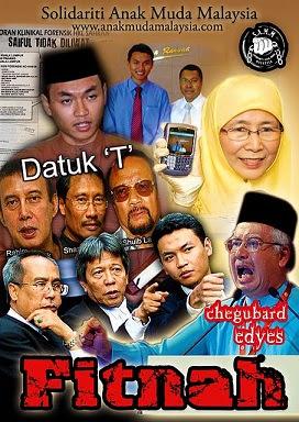 Buku terbaru Fitnah terhadap Anwar