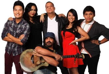 Radha, Darryl Shy, RJ dela Fuente Live Shows Performance - Team Lea of The Voice of the Philippines
