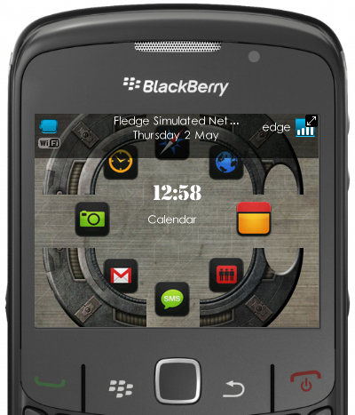 BlackBerry Second Murah