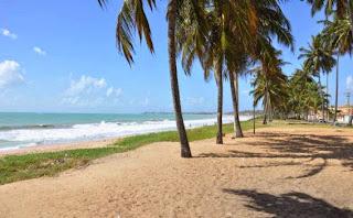 Praia de Jacarecica - Praias de Maceió - AL