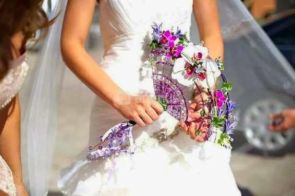 ramo estilo abanico ? - antes de la boda - foro bodas