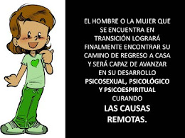 Las causas remotas.