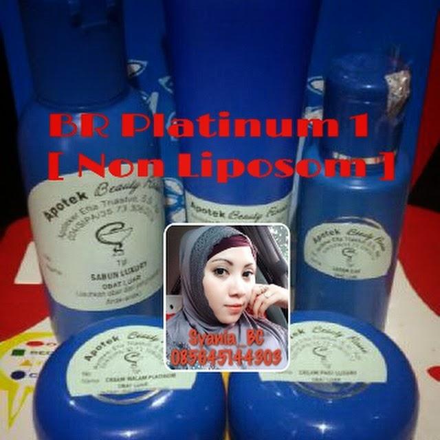 Beauty Rossa Platinum I (Non Liposom)