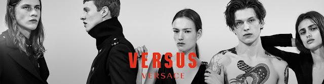 Versus Versace FW 2015-16 collection