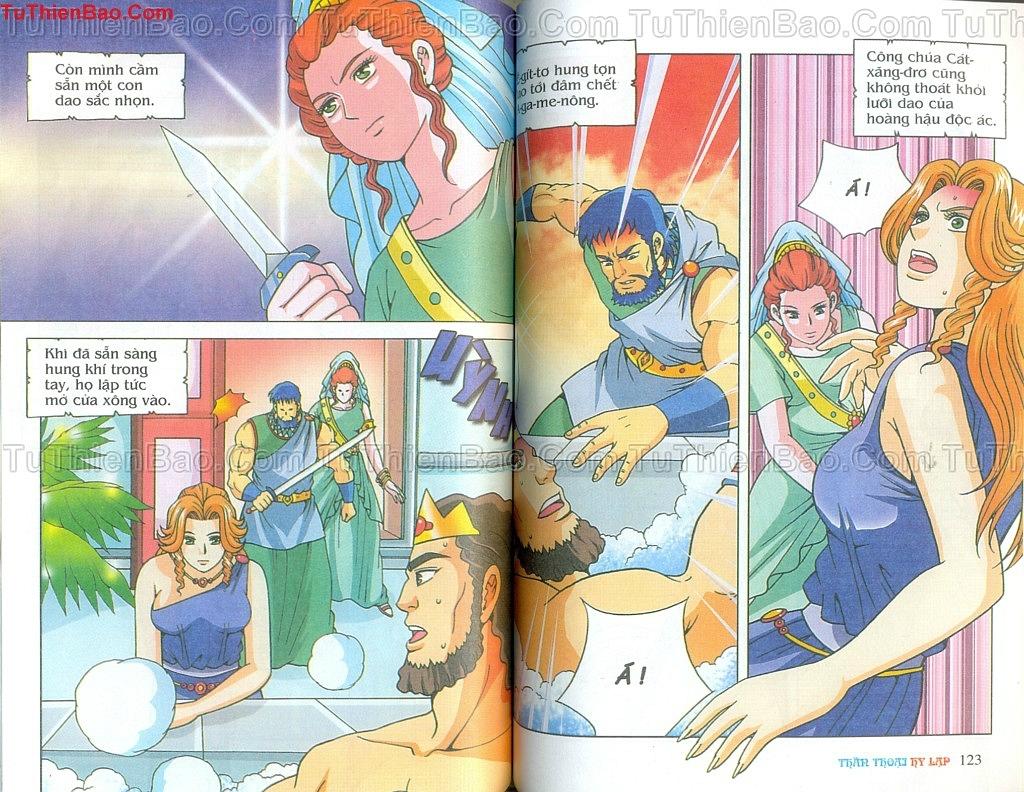 Thần thoại Hy Lạp Chapter 14 - Trang 60