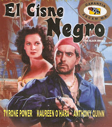 El Cisne Negro (Tyrone Power, Maureen O'Hara)