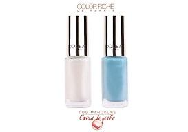 Prueba un esmalte de uñas duo-color Riche de L'Oreal