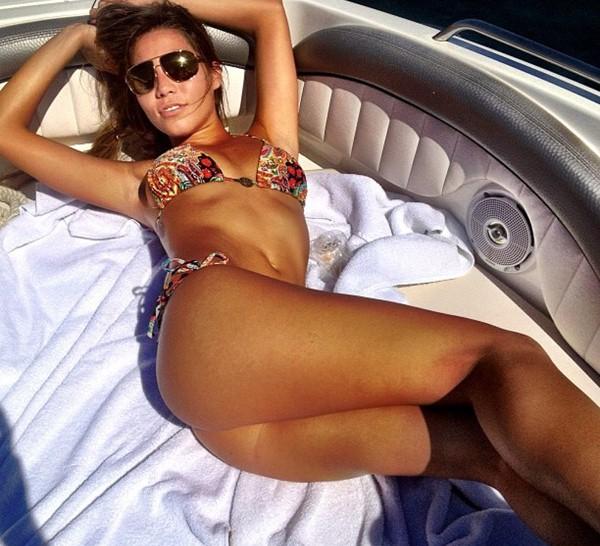 Fotos de Frida Sofía en Bikini