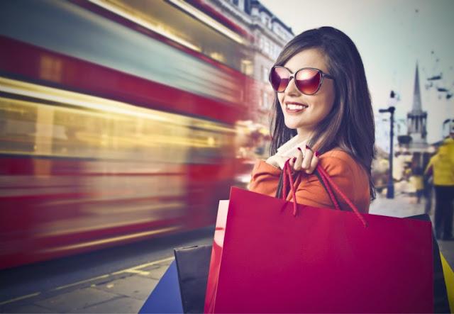 Taxas e impostos nas compras em Londres