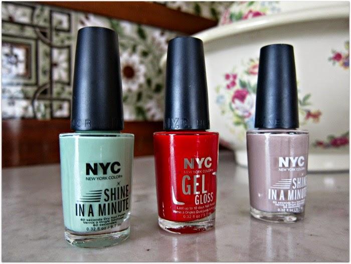 NYC New York Color Nail Polish