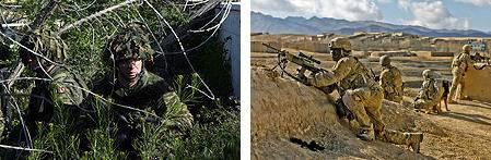 Baju Loreng Militer Id Survival