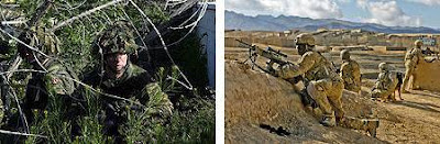 kamuflase militer, kamuflase abri, Baju Loreng Militer