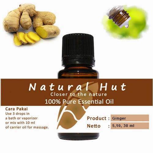 ginger jahe minyak esensial