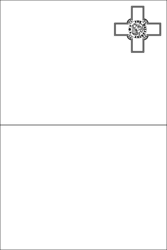 colorear bandera de Malta para imprimir