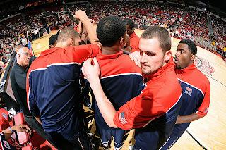 USA Basketball Team 2010