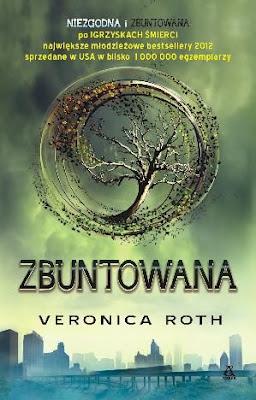 Veronica Roth, Zbuntowana