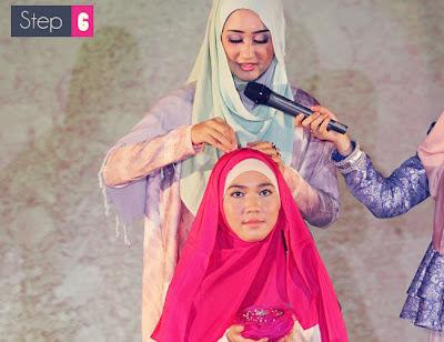 gaya jilbab 2013