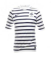 Euro 2012 France Away Jersey