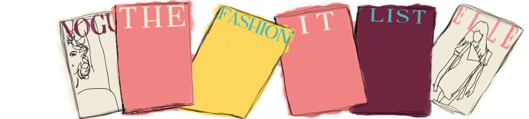 *The Fashion It List*