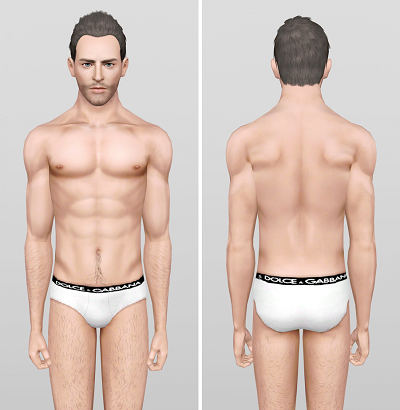 Dolce & Gabbana Underwear for Males by Rusty Nail. Download at Rusty Nail