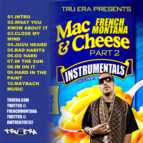 French Montana Mac And Cheese 2