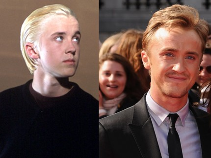 Tom Felton-Then & Now-Harry Potter Cast Present Day Pics ...