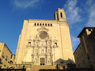 Catedral de Girona. Santa María de Girona. Girona. Monuments.