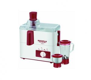 Shopclues: Buy Maharaja Whiteline MARK 1 Happiness Juicer Mixer Grinder + Rs. 27 Cashback Rs.1298