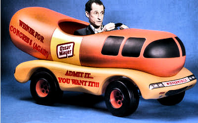 Anthony Weiner mobile
