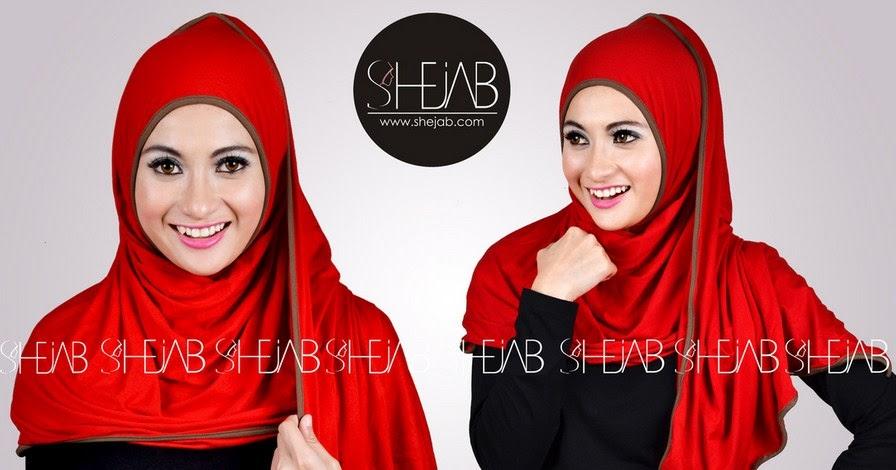 Gaya Hijab Simple Untuk Lebaran Terbaru
