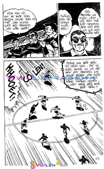 Jindodinho - Đường Dẫn Đến Khung Thành III  Tập 18 page 49 Congtruyen24h