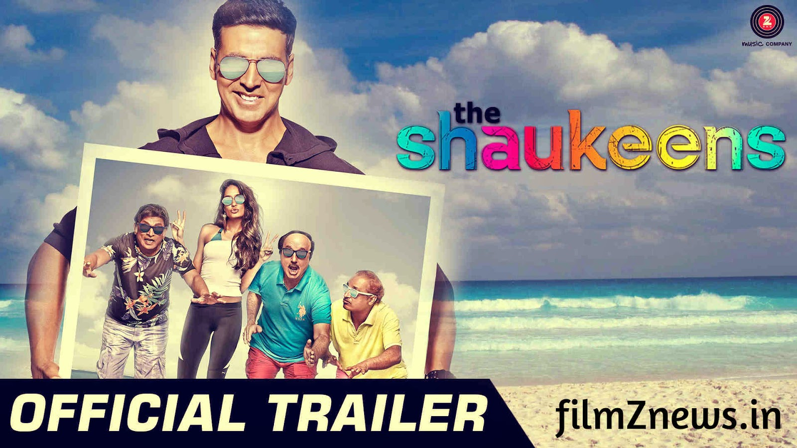 The Shaukeens (2014) Official Trailer Video