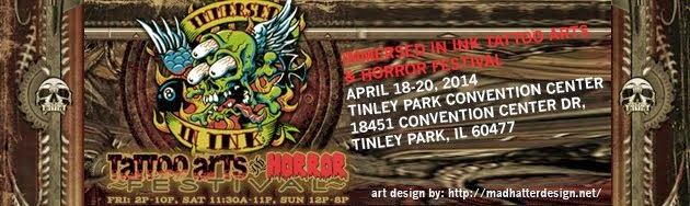 Immersed In Ink Tattoo Arts & Horror Festival