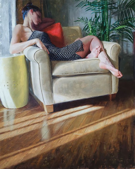 Casey Childs oil paintings artwork