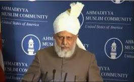 Pidato Pesan Islam di Capitol Hill
