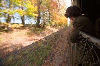 train scene view