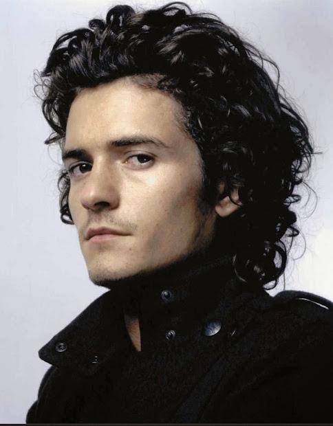 english actor orlando bloom young