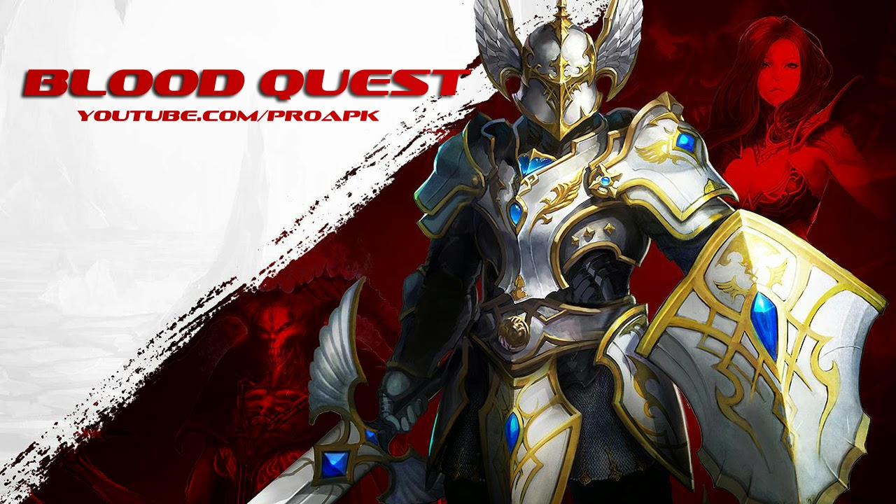 Blood Quest Gameplay IOS / Android