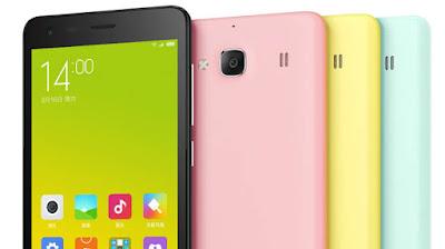 Spesisifkasi  Smartphone Xiaomi Redmi 2