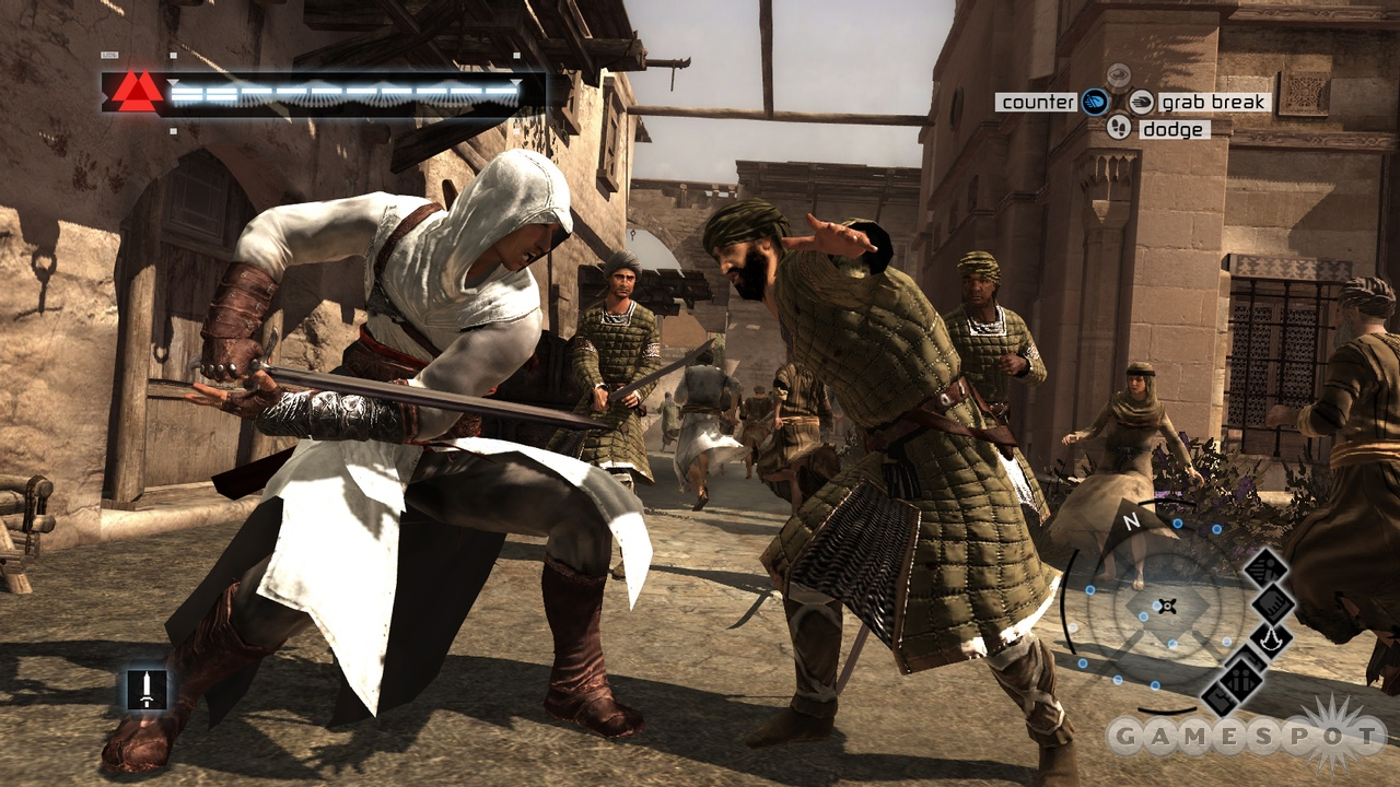 Assassins Creed 1 repack dvd iso | + Parche fix jerusalen y arsuf