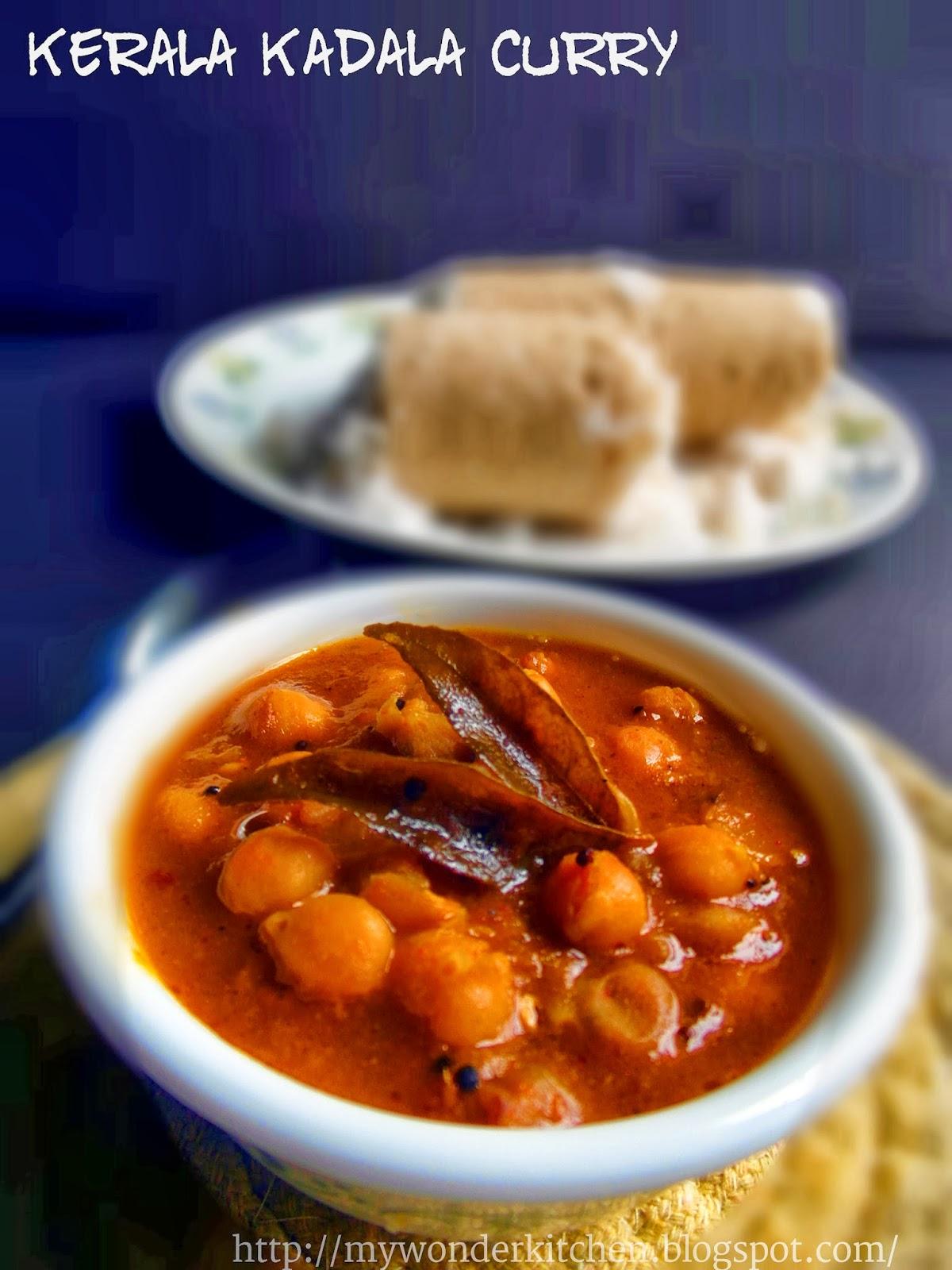 Kerala Kadala Curry Rak S Kitchen