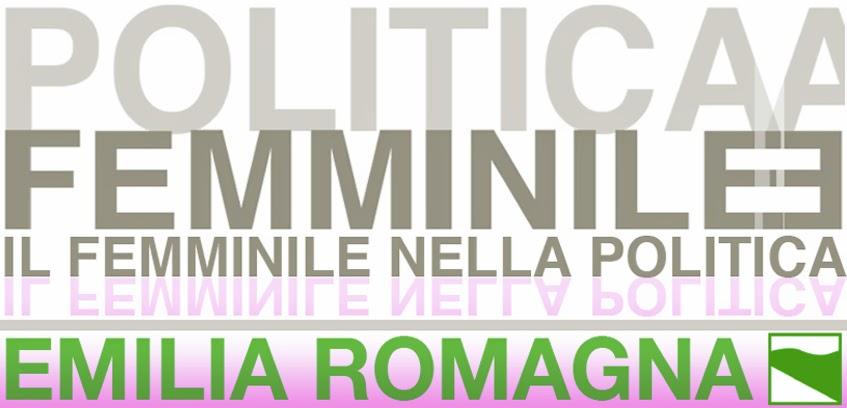 Politica Femminile Regione Emilia Romagna