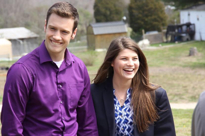 Bobby and Tori