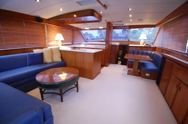 Name this boat - interior view