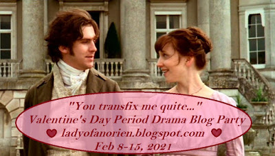Valentine's Day Period Drama Blog Party!